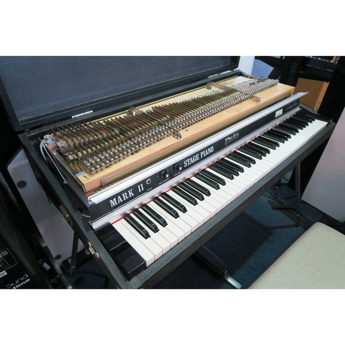 Rhodes Mark II Stage Piano Seventy Three Very Clean (Pre-Owned) - Bananas at Large - 6