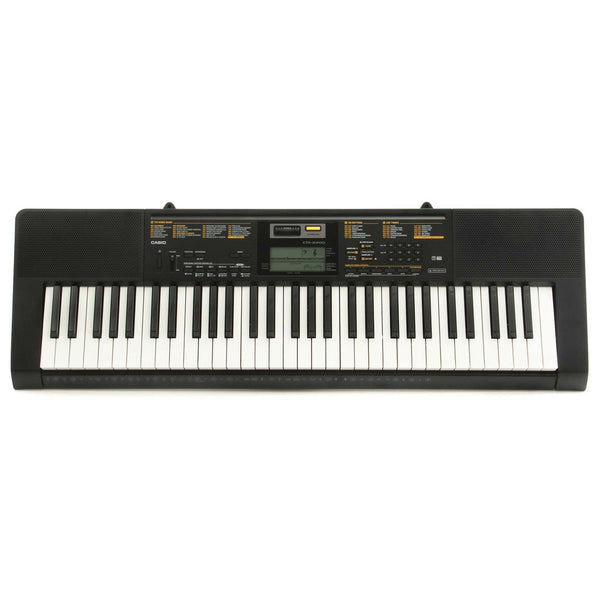 Casio CTK-2400 61-Key Portable Electronic Keyboard - Bananas at Large