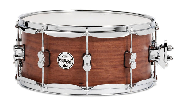 PDP PDSX6514BMB Limited Edition Bubinga Maple 6.5x14 Snare Drum