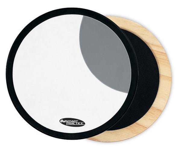 DW DWSMPADMS Smart Practice Multi Surface Practice 3-Way Pad