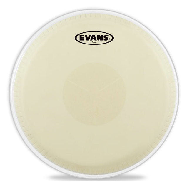 "Evans EC1250 12.5"" Tri-Center Conga Drum Head"