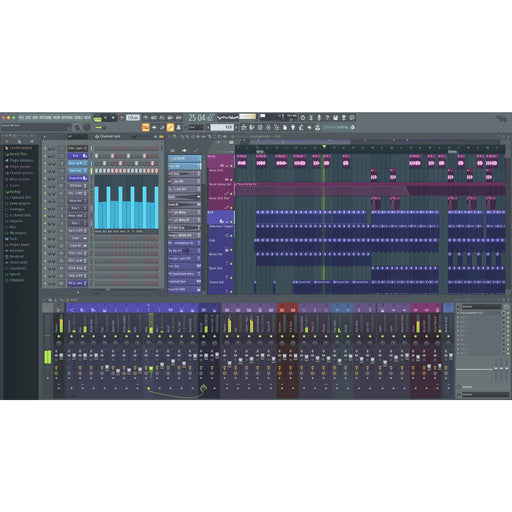 FL Studio 20 Signature Bundle Producer Edition + Additional Plug-ins [Download]