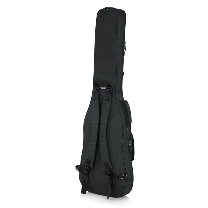 Gator GT-BASS-BLK Transit Bass Guitar Bag - Charcoal