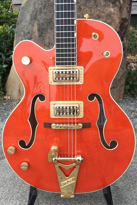 Gretsch 6120LH Electric Hollow Body Left-Handed Guitar (Pre-Owned)