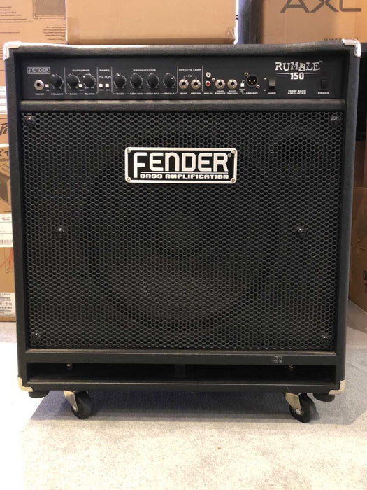 Fender Rumble 150 Bass Amp Combo (Pre-Owned)