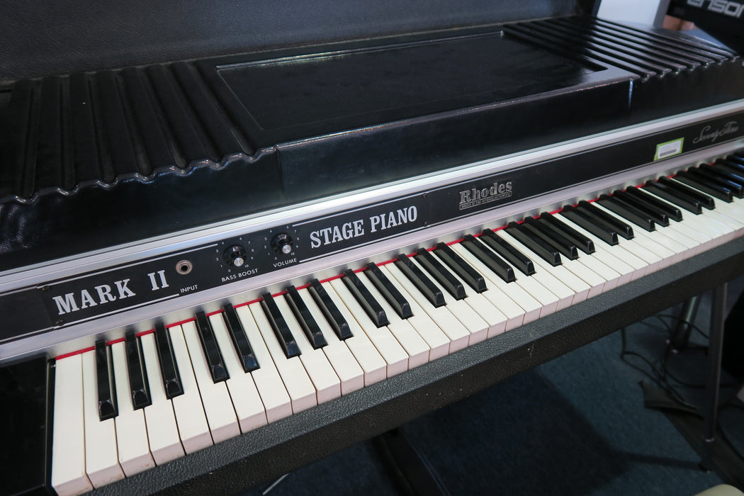 Rhodes Mark II Stage Piano Seventy Three Very Clean (Pre-Owned) - Bananas at Large - 8