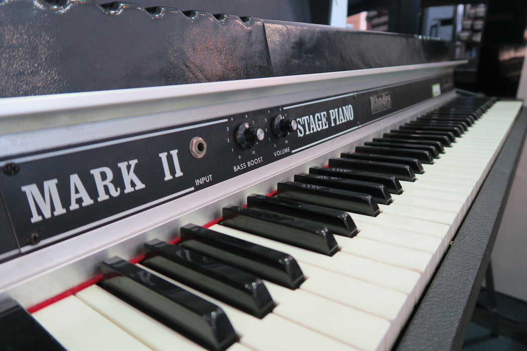 Rhodes Mark II Stage Piano Seventy Three Very Clean (Pre-Owned) - Bananas at Large - 9