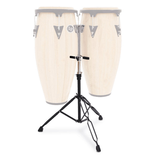 Latin Percussion LPA653 Slide Mount Double Conga Stand