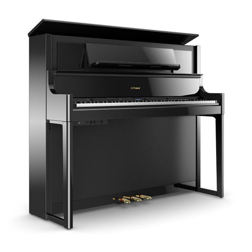 Roland LX-708 Digital Piano - Polished Ebony