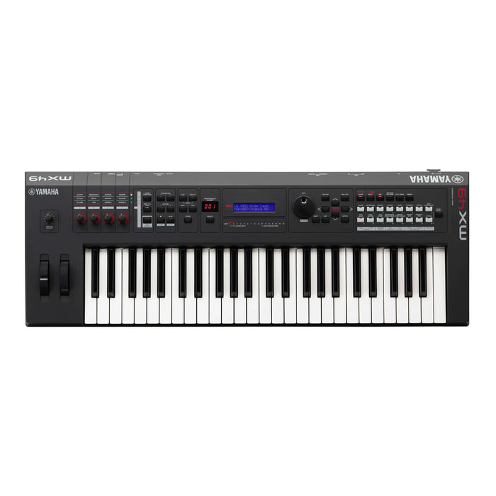 Yamaha MX49 Music Production 49-Key Synthesizer