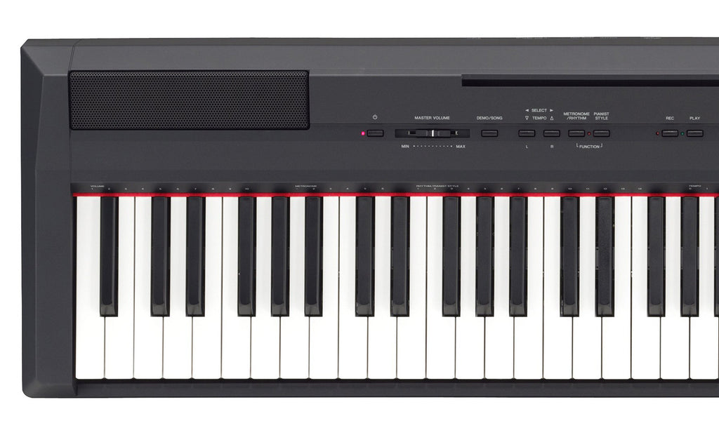Yamaha P 115 88 Key Digital Piano Black Bananas At Large 174