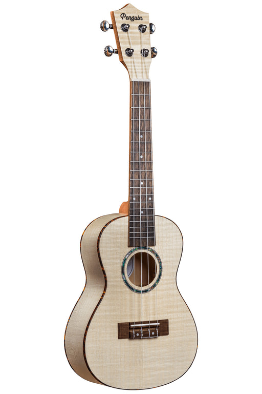 Amahi PGUK550C Penguin Classic Concert Flamed Maple Ukulele