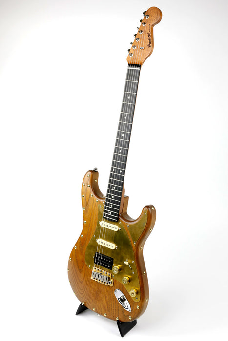 Paoletti Guitars Wine Series Stratospheric Wine HSS