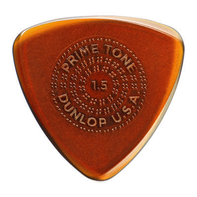 Dunlop 516 3-Pack Primetone Small Tri Sculpted Plectra with Grip - Bananas at Large