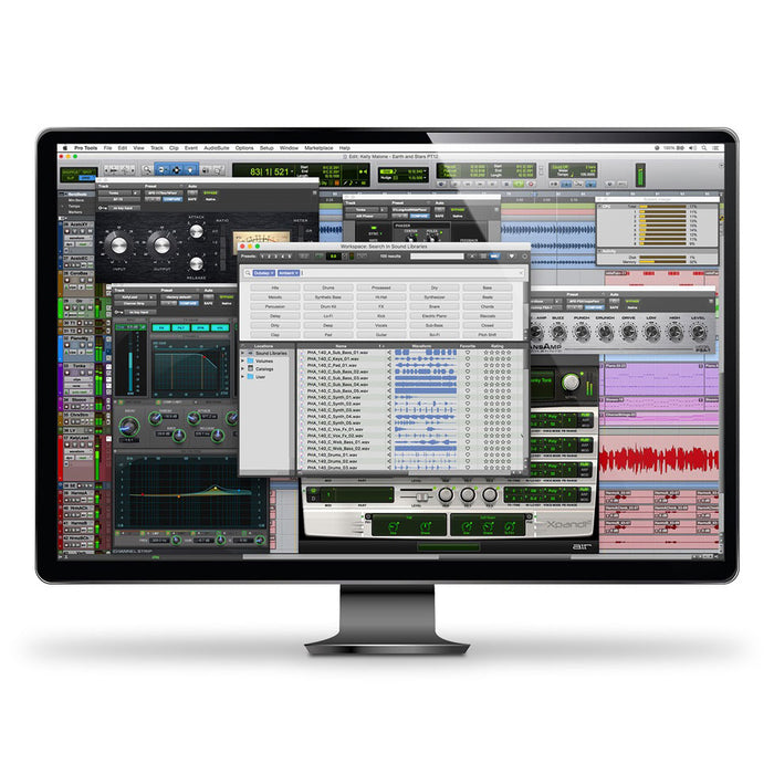 Avid Pro Tools Ultimate 1-Year Software Updates + Support Plan Renewal [Download]