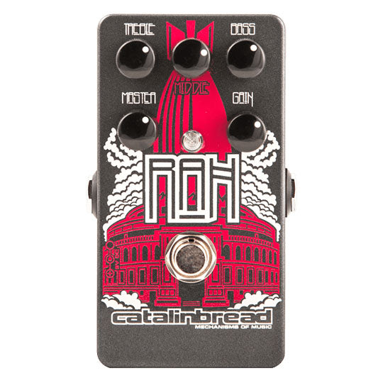 Catalinbread Royal Albert Hall 1970 Jimmy Page Overdrive Pedal