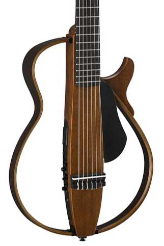 Yamaha SLG200N Nylon String Silent Guitar - Natural