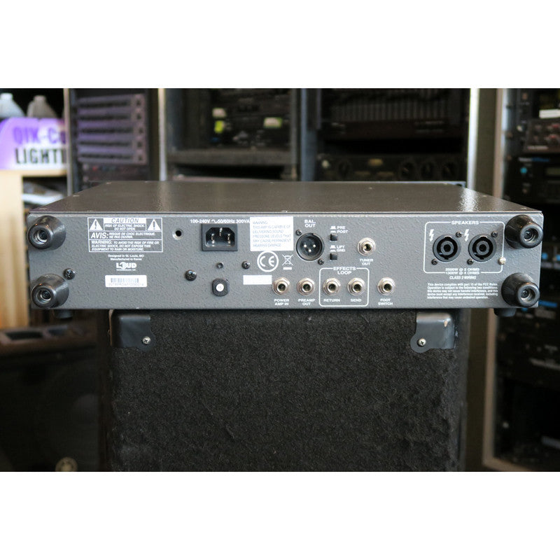 Ampeg SVT-8PRO Pro Series 2500 Watt Bass Amp Head - Bananas At Large®