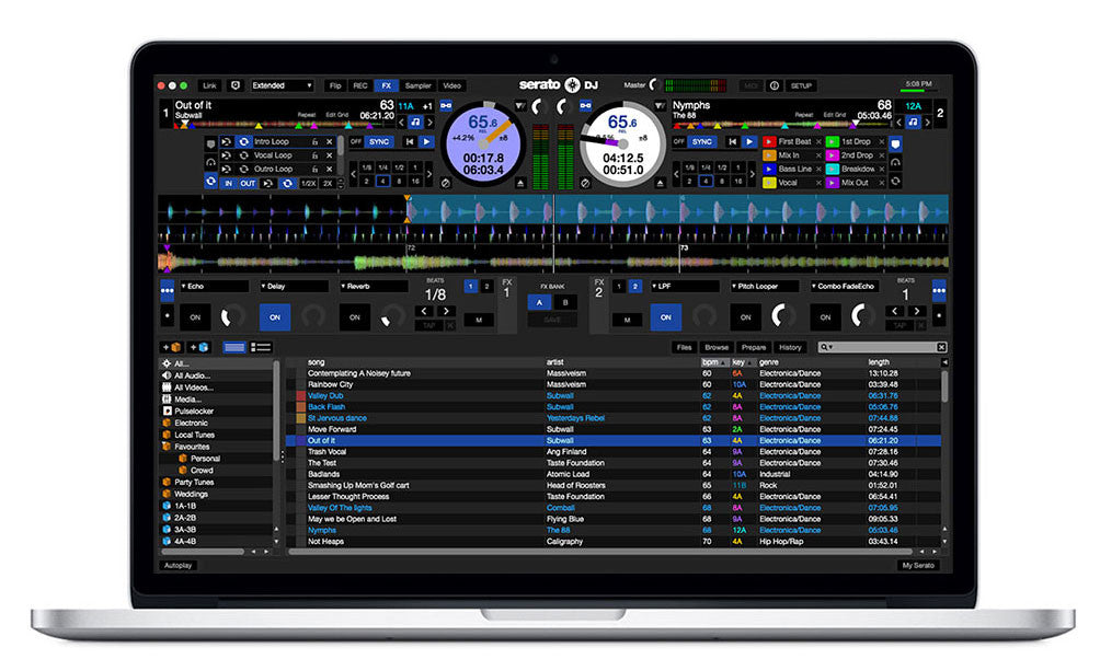 Serato DJ Suite Ultimate All-in-One Suite [Download]