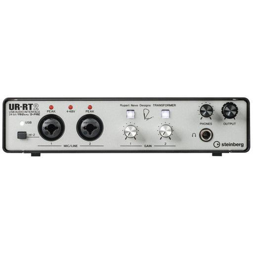 Steinberg UR-RT2 USB 2.0 Audio Interface with 2 Rupert Neve Transformers