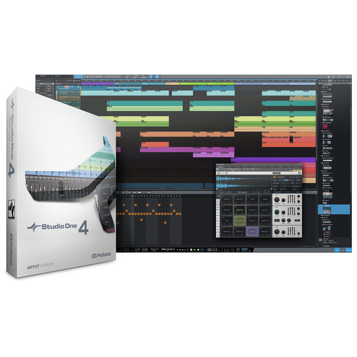 PreSonus Studio One 4 Artist Upgrade from All Versions of Studio One Artist [Download]