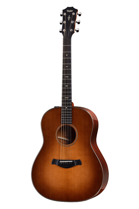 Taylor Guitars Builders Edition 517e Grand Pacific Acoustic-Electric Guitar - Sunburst