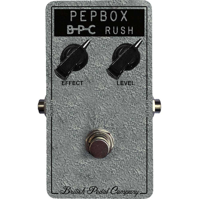 British Pedal Company Compact Series WEM Pepbox Fuzz Pedal