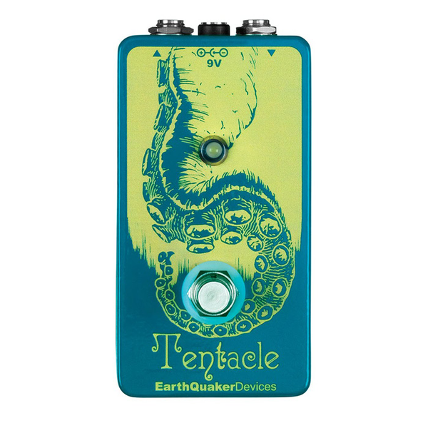 Earthquaker Tentacle Analog Octave Up Pedal - Bananas At Large®