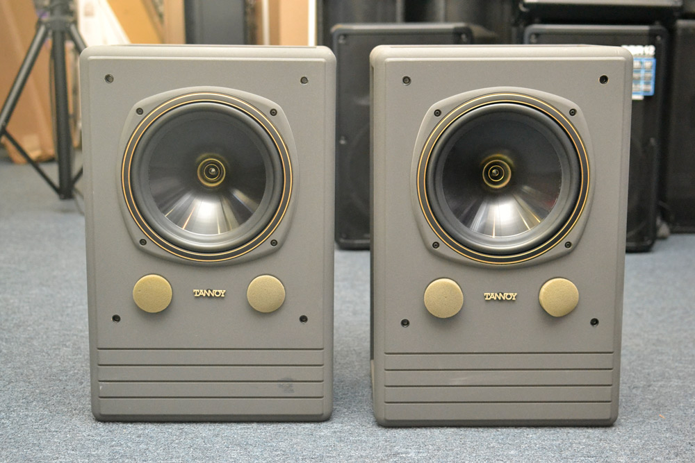 Tannoy System 10 in. Monitor Speakers (Each) (Pre-Owned) - Bananas at Large - 3