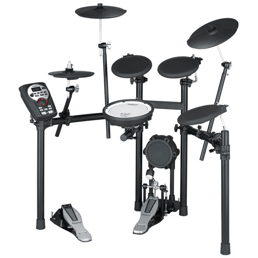 Roland TD-11K V-Compact Series Electronic V-Drum Kit - Bananas at Large