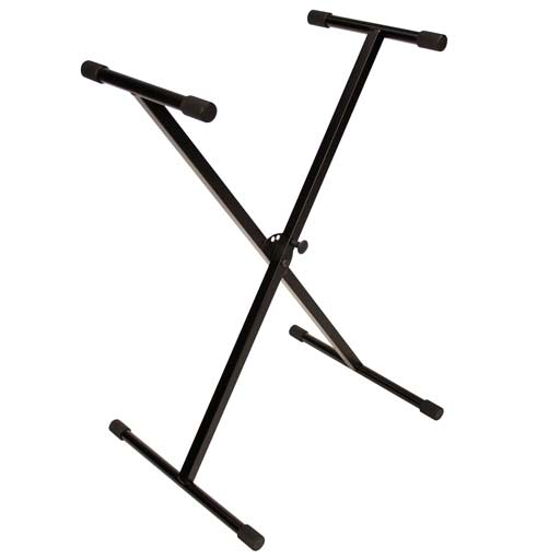Ultimate Support JamStand JS-500 Single Brace X-Style Keyboard Stand - Bananas at Large