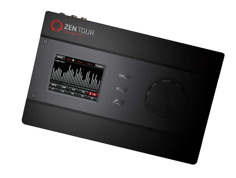 Antelope Audio Zen Tour Synergy Core Audio Interface