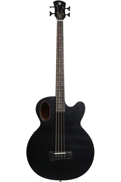 Spector Timbre Acoustic Bass - Black - Bananas at Large