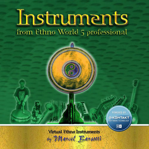 Best Service Instruments From Ethno World 5 Professional [Download] - Bananas at Large