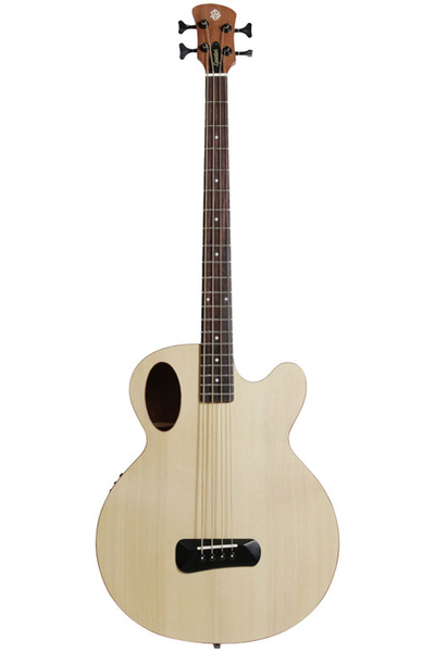Spector Timbre Acoustic Bass - Natural - Bananas at Large