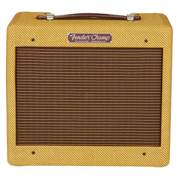 Fender '57 Custom Champ - Lacquered Tweed - Bananas At Large®