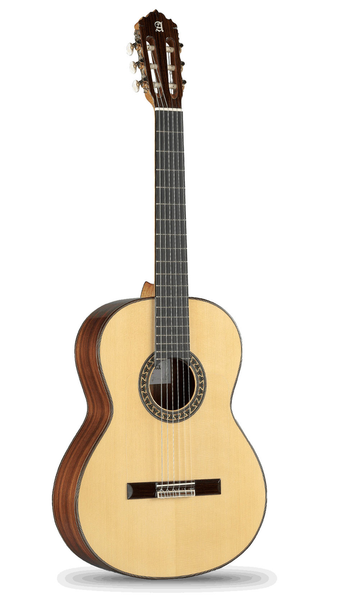 Alhambra 5FP Classical Flamenco Acoustic Guitar - Bananas At Large®