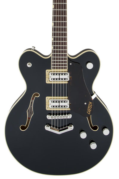 Gretsch G6609 Players Edition Broadkaster - Black