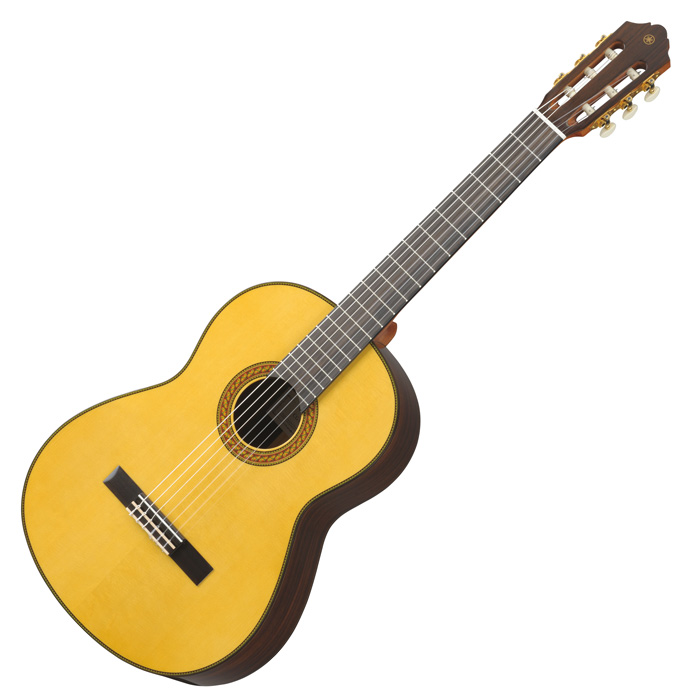 Yamaha CG192S Classical Acoustic Guitar - Bananas at Large