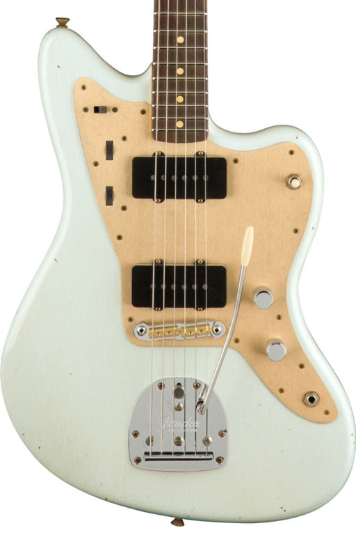 Fender Custom Shop #73 Limited Edition 1959 Jazzmaster - Journeyman Relic, Super Faded Aged Sonic Blue