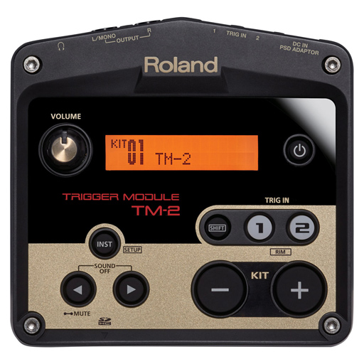 Roland TM-2 Trigger Module - Bananas at Large