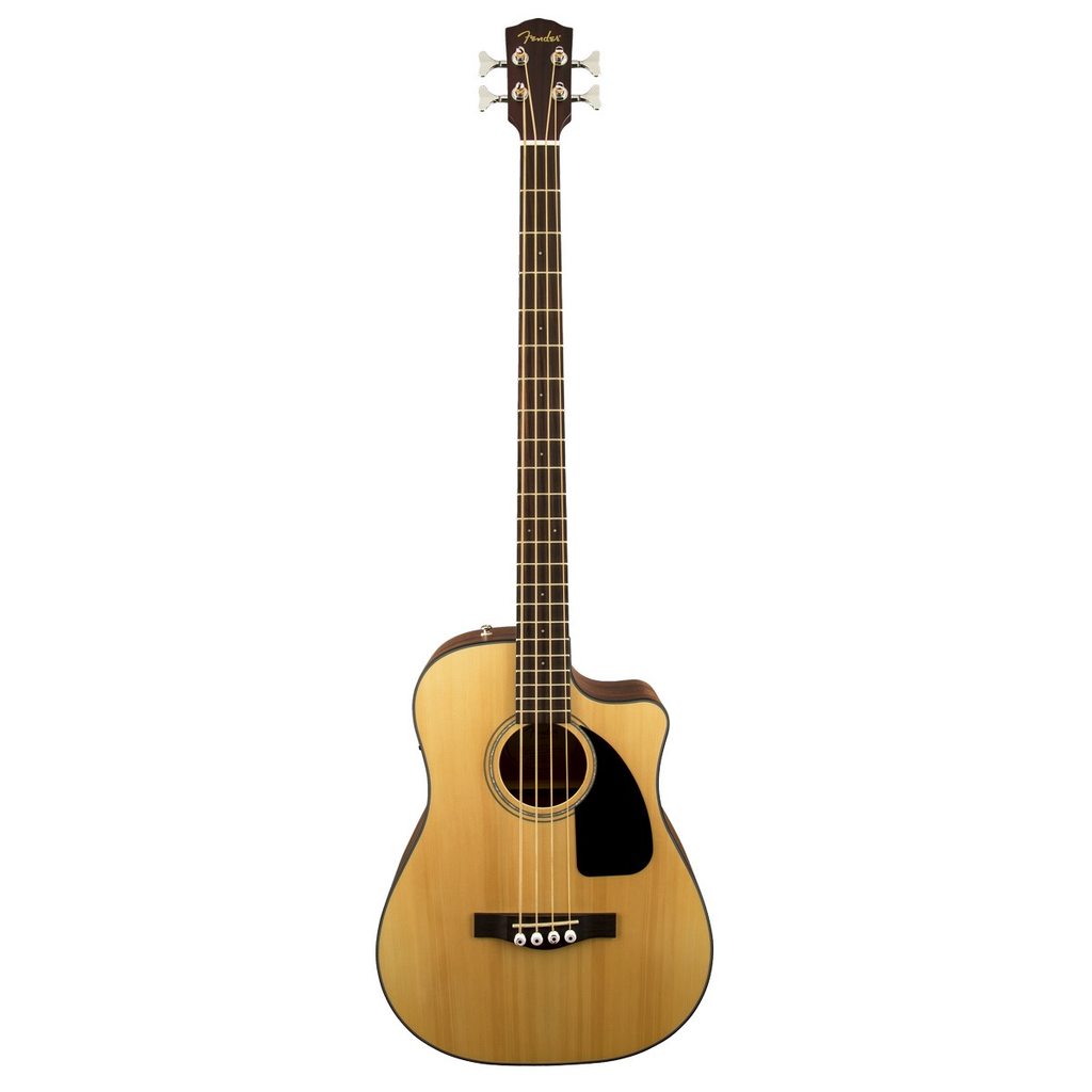 Fender CB-100CE Acoustic Electric Bass - Bananas At Large®