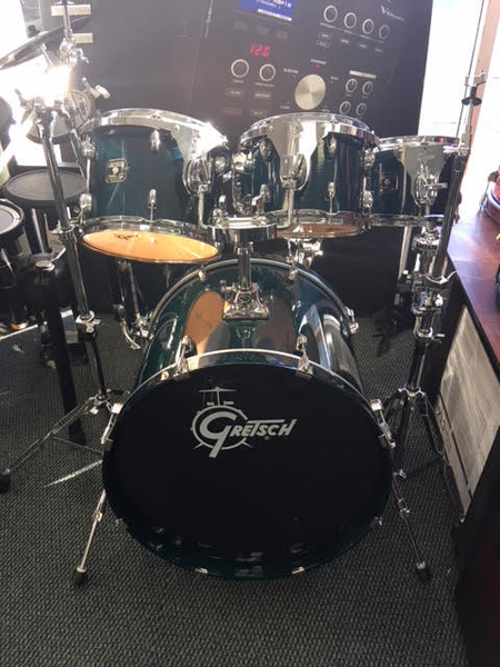 Gretsch Catalina 4-Piece Drum Set (Pre-Owned)