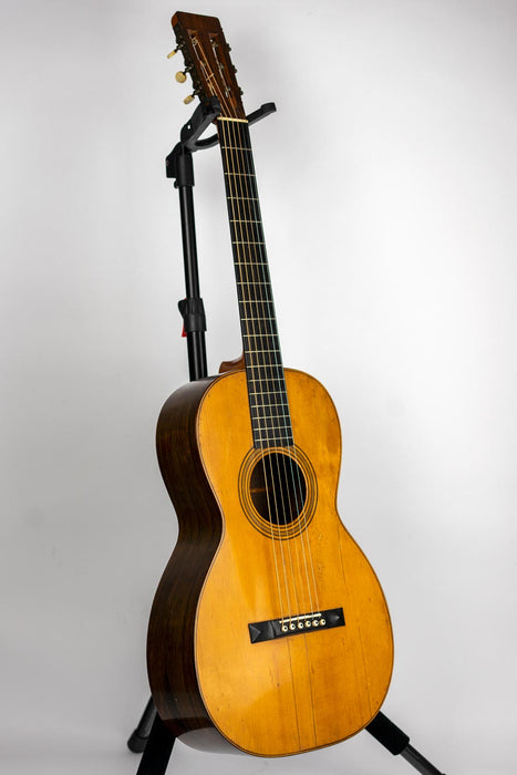 1889 Martin New York Acoustic Guitar w/Case (Pre-Owned) (Glen Quan Private Collection)