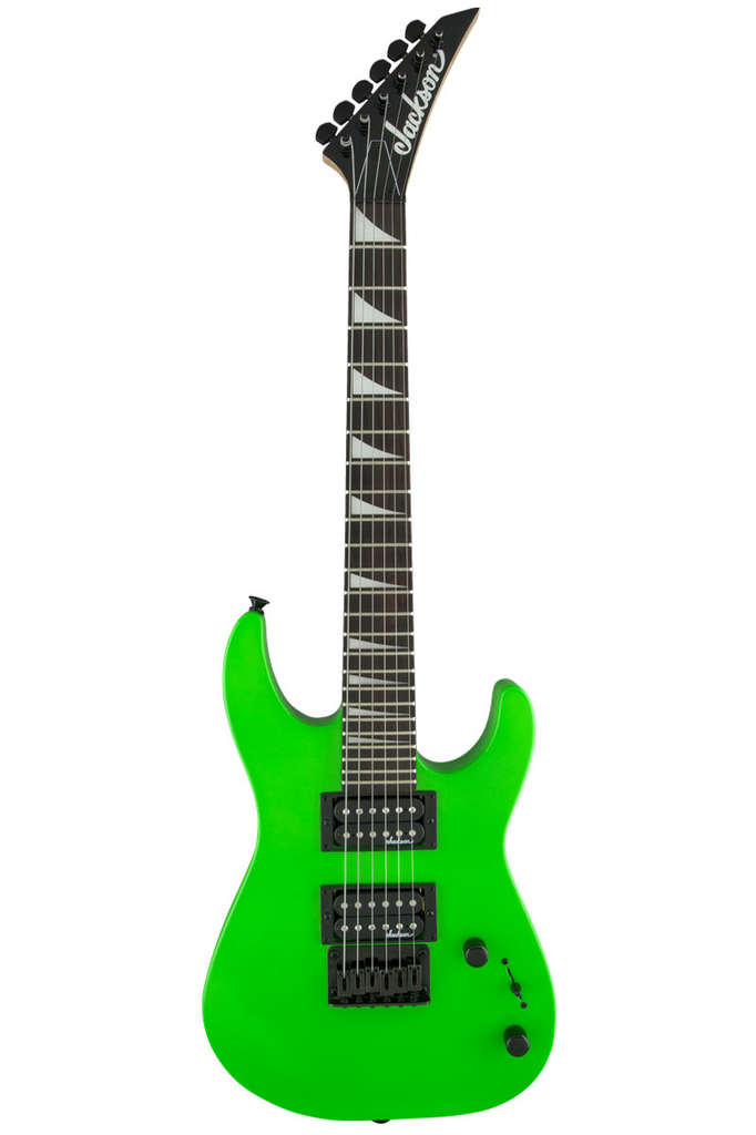 JS Series Dinky Minion JS1X Rosewood Fingerboard Neon Green - Bananas at Large
