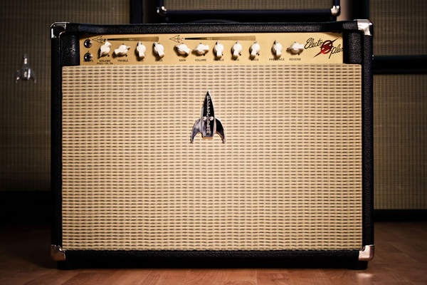 Electroplex Rocket 42 1x12 Combo Amp with Gold Anico