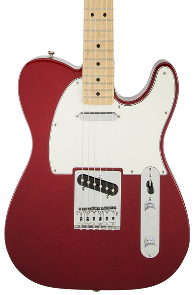 Fender Standard Telecaster with Maple Fingerboard - Candy Apple Red