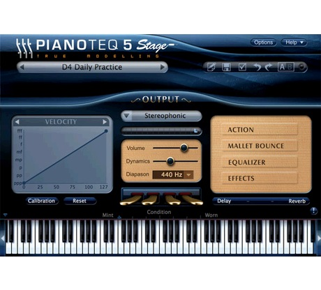 Pianoteq 5 Stage [Download] - Bananas at Large