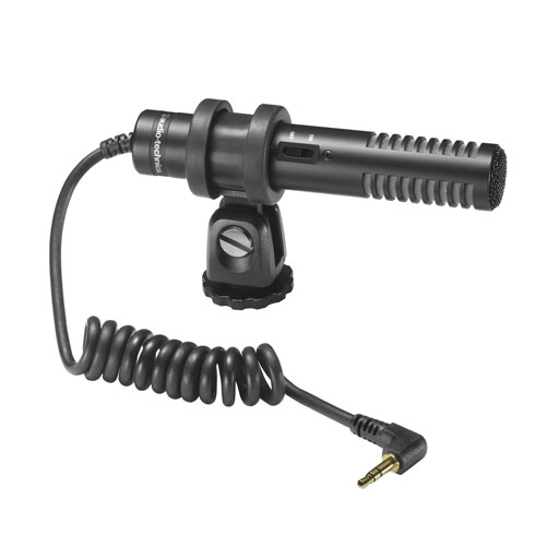 Audio-Technica PRO 24-CM Stereo Condenser Microphone - Bananas At Large®