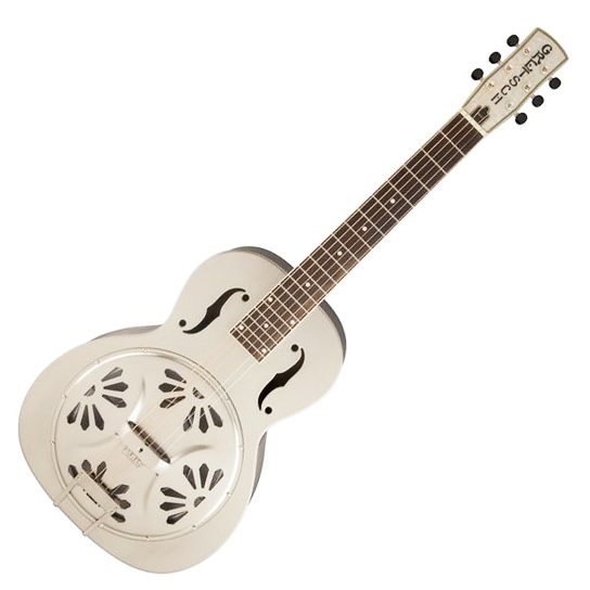 Gretsch G9231 Bobtail Steel Square-Neck A.E. Acoustic Electric Resonator - Bananas at Large
